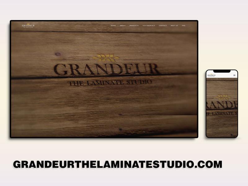 grandeurlaminate-website-design-20point7